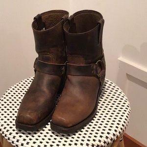Frye Harness Boot 8R